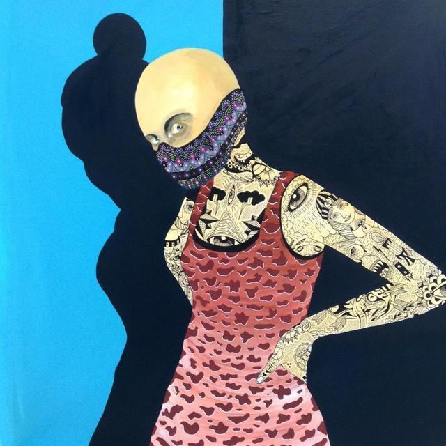 , 'In My Shadow,' 2015, Joseph Gross Gallery