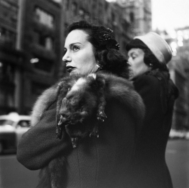 , 'New York, NY,' December 2-1954, Les Douches La Galerie