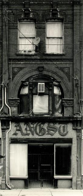 , 'Angst, 240 Queen St E, Toronto,' 2003, Stephen Bulger Gallery
