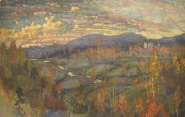 Vasily Leontevich Martynov, 'Autumn in Neva River', 1913, Surikov Foundation