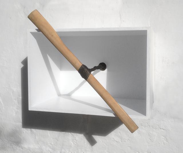 , 'Caja torniquete versión 2,' 2015, Instituto de Visión