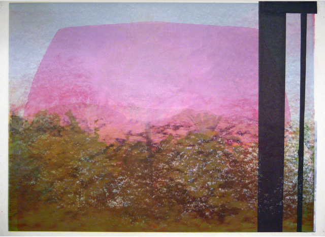 Daniele Genadry, 'Between Saida and Sur (Pink)', 2009, In Situ - Fabienne Leclerc