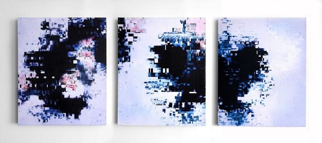 , 'Triptych CHarlWatt,' , Galerie Ron Mandos