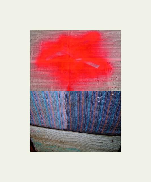 , 'Twin Infinitive 00550053,' 2012, Galerie Julian Sander