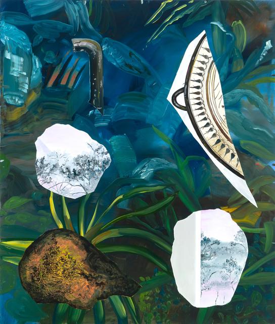 , 'How Things Act,' 2016, Asya Geisberg Gallery