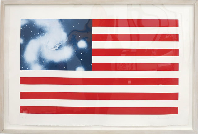 Komar & Melamid, 'Our Flag (Second Project)', 1990, IKON Ltd. Contemporary Art