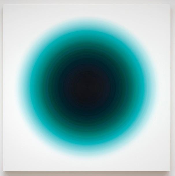 , 'Pthalo Turquoise Flair Harmonic,' 2011, Galería Hilario Galguera
