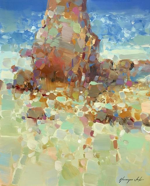 Vahe Yeremyan, 'Cliff Mountain', 2018, Vayer Art