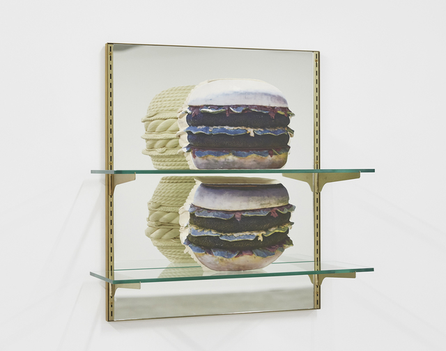 , 'Double Double Double,' 2017, Honor Fraser