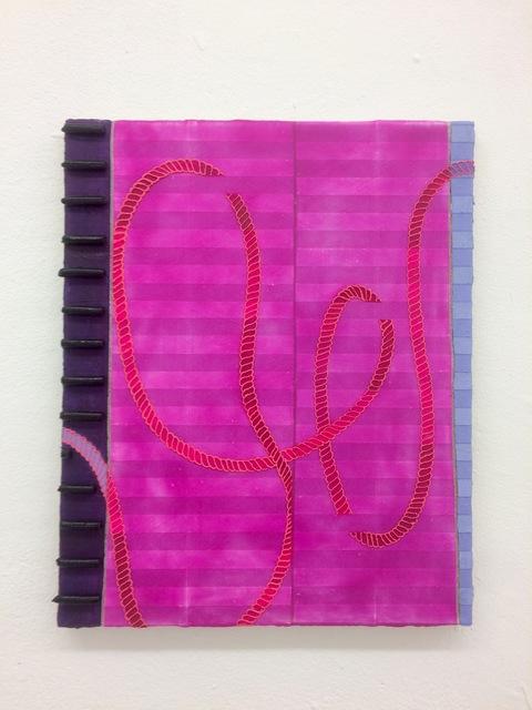 , 'Raum der Seile (Room of Ropes),' 2018, RPR ART