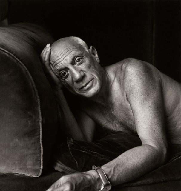 , 'Picasso, Cannes,' 1955, Opiom Gallery