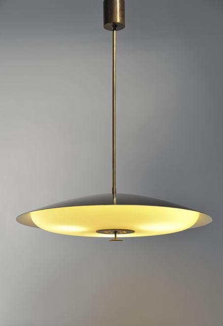 , 'Ceiling light 3070,' 1958, Galerie Pascal Cuisinier