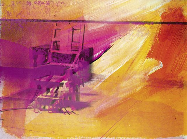 , 'Electric Chair F & S II.81,' 1971, Booth Gallery