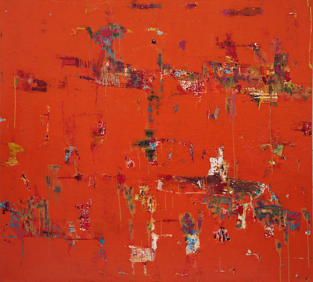 , 'Hunting the Red,' 2010, Setareh Gallery
