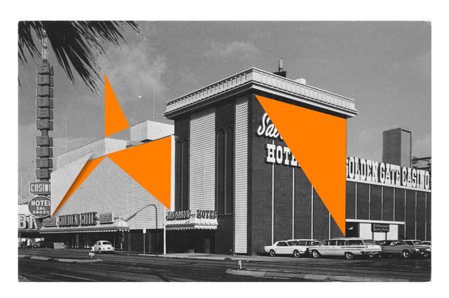 , 'Las Vegas 4,' 2014, Nora Fisch