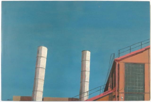 , 'The Restored Turbine Hall,' 2016, EBONY/CURATED