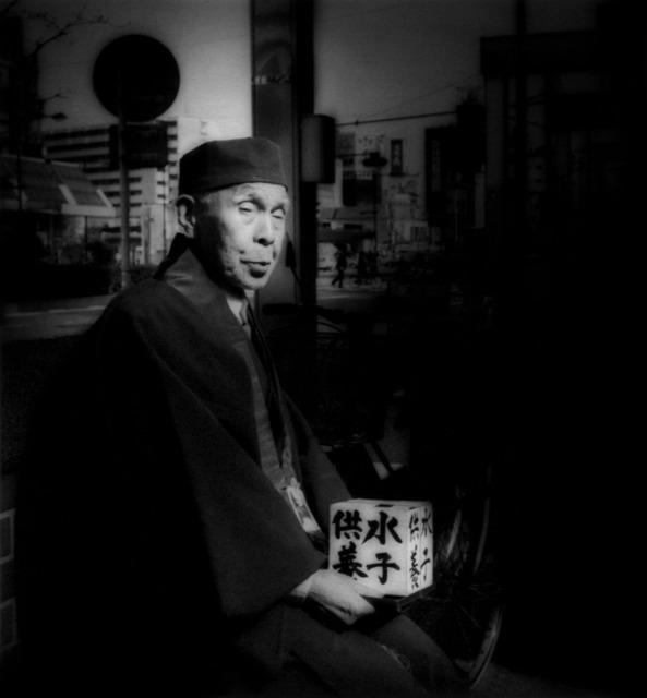 , 'Scrutinized by fortuneteller, Sugamo,Tokyo, Japan,' 2005, Sous Les Etoiles Gallery