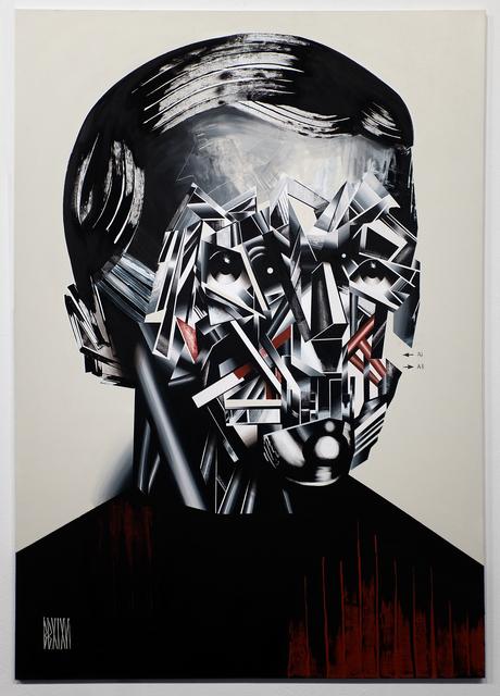 , 'HEAD No. 6,' 2016, ANNO DOMINI