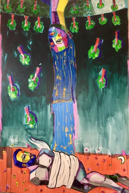 , 'El cielo es mi refugio,' 2017, ArteMorfosis - Galería de Arte Cubano
