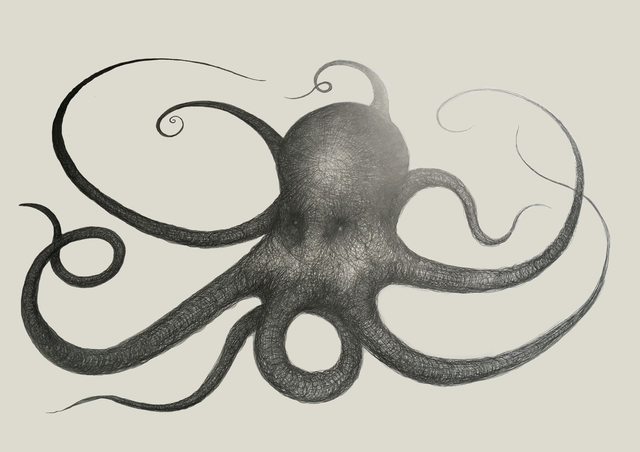 , 'Octopus,' 2009, [dip] contemporary art