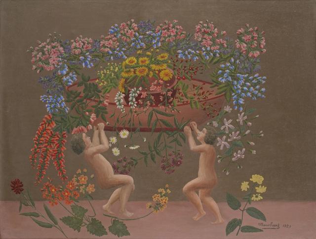 , 'Les Amours II,' 1929, Jeanne Bucher Jaeger
