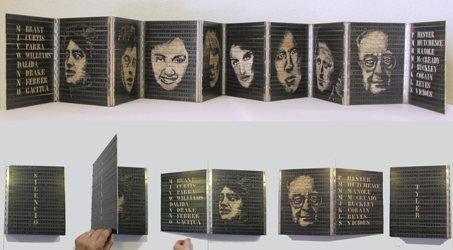 , 'Silencio,' 2013, Isabel Aninat