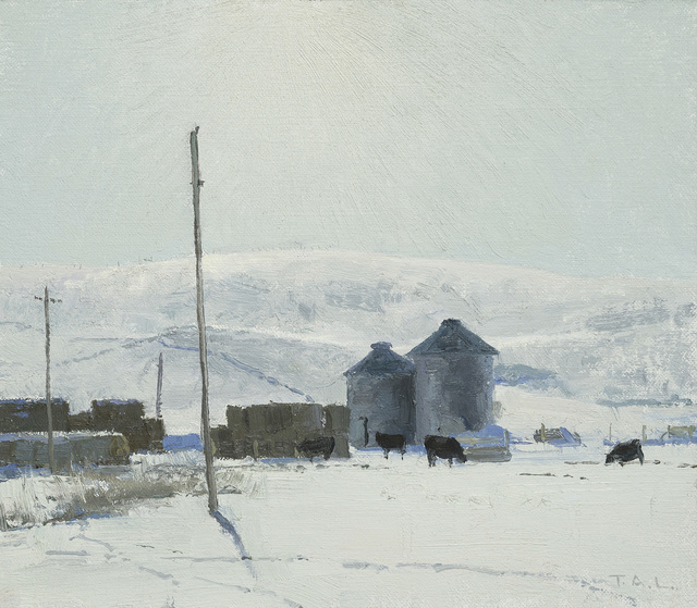 , 'February's Forage,' , Jonathan Cooper