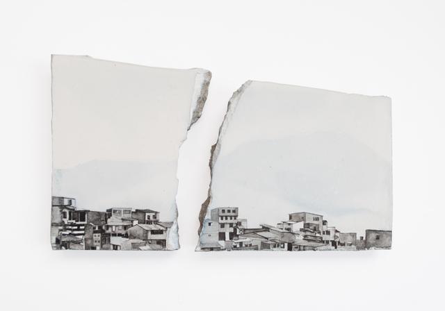 Lía García, 'Horizonte 2 / Horizon 2', 2017, Rincón Projects
