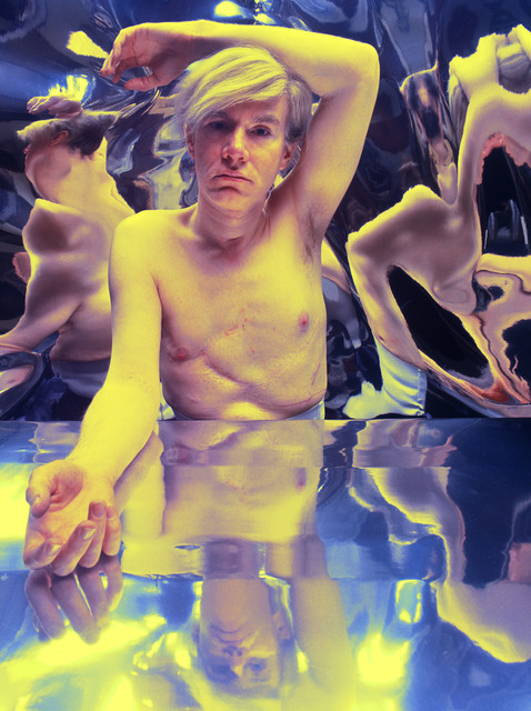 , 'Andy Warhol's Scars,' 1969, CAMERA WORK