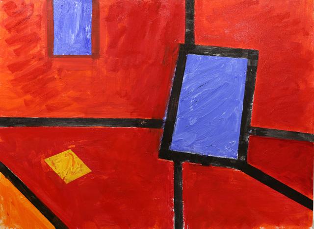 , 'The Eye as Dove: High Windows,' 2012, Corkin Gallery