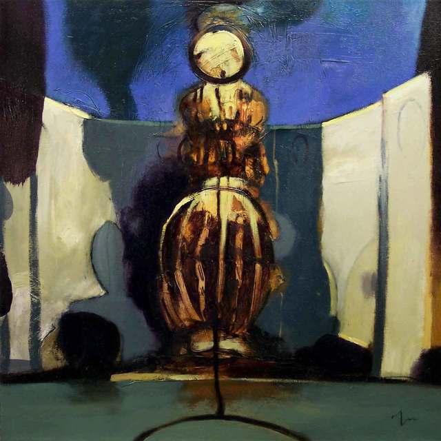 , 'Ex Voto: Luna,' 1999, Denise Bibro Fine Art