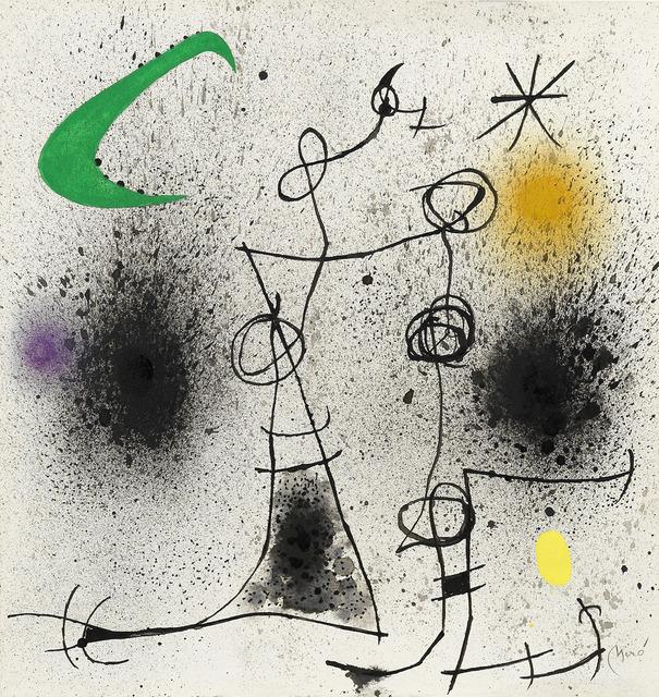 , 'Deux Femmes dans la Nuit,' 1970, Andipa Gallery