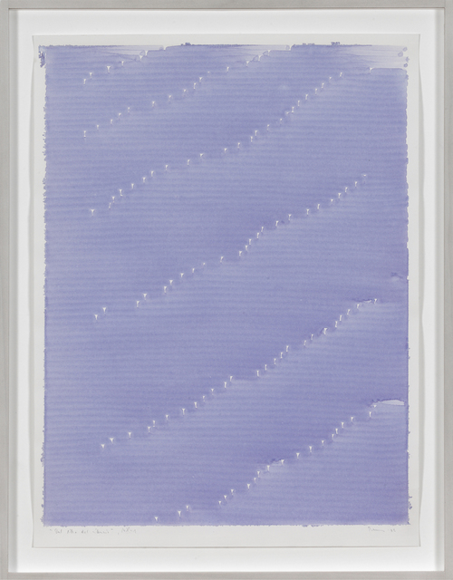 , 'Radical Writings, Dal libro del silenzio AX-1 ,' 1983, P420