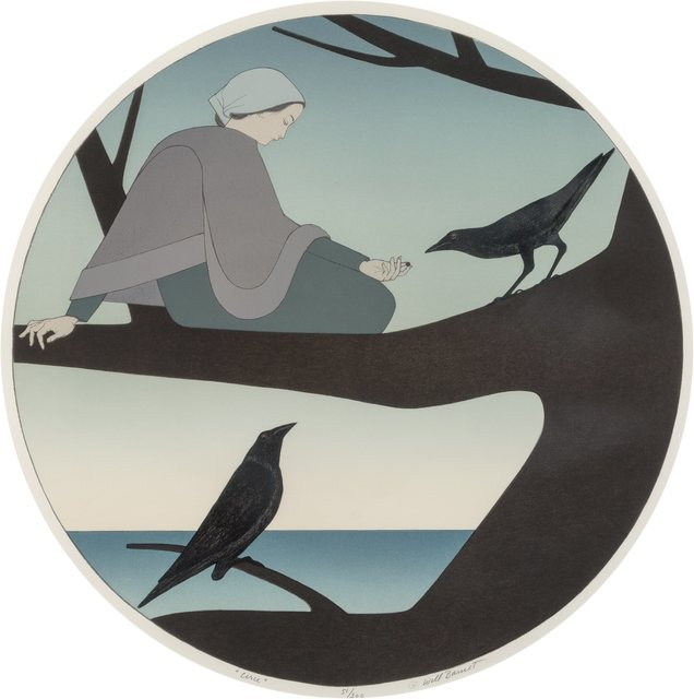 Will Barnet, 'Circe', 1979, Heritage Auctions