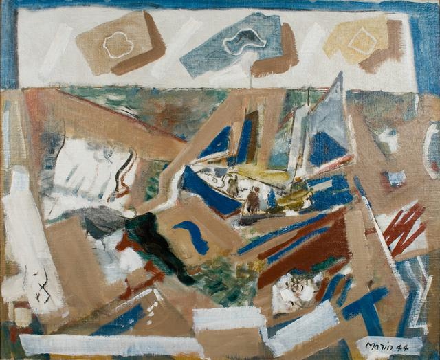, 'Sea and Boat Fantasy,' 1944, Forum Gallery