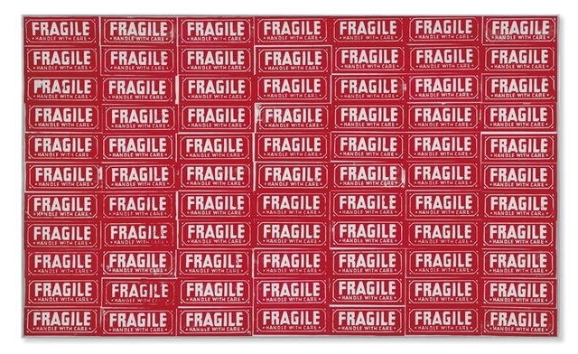 Andy Warhol, 'Fragile–Handle With Care', Christie's