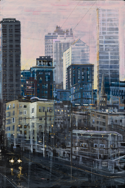 , 'City Connections 5,' , GF Contemporary