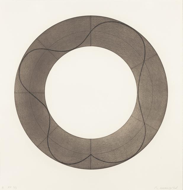, 'Ring Image B,' 2008, Aspinwall Editions