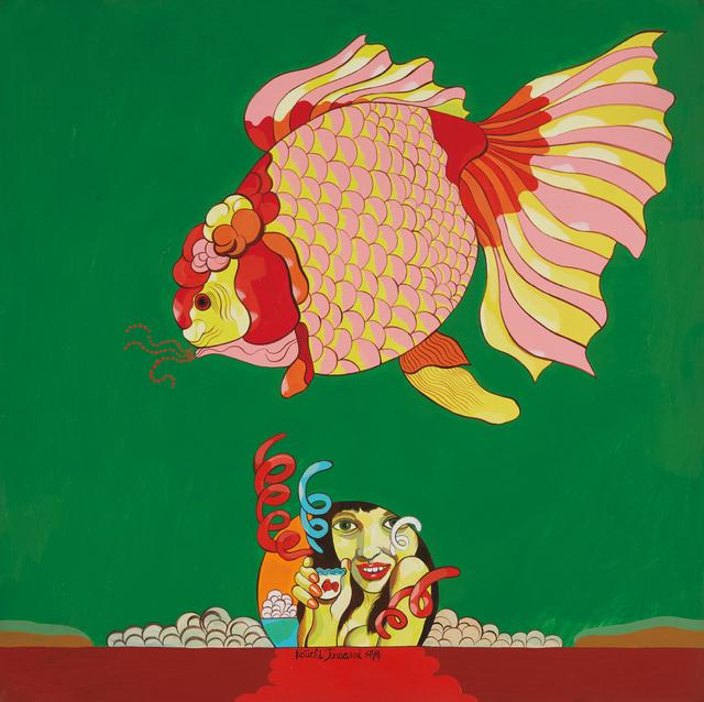 Keiichi Tanaami, 'Goldfish', 1974, Phillips