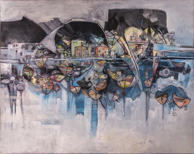 , 'Untitled 1,' 2015, Hafez Gallery