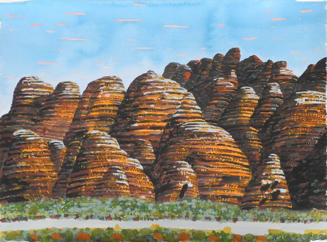 , 'Picaninny Car Park, Bungle Bungles,' 2001, Charles Nodrum Gallery