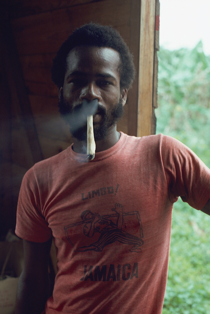 , 'A Spliff A Day, June,' 1976, Benrubi Gallery