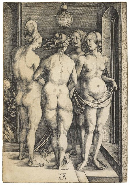 , 'Four naked Women (B. 75; M., Holl. 69; S.M.S. 17),' 1497, Christie's Old Masters