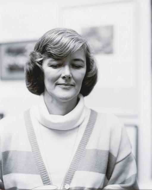 , 'Congresswoman Pat Schroeder, Democrat, Colorado, 1987,' 1987, Deborah Bell Photographs