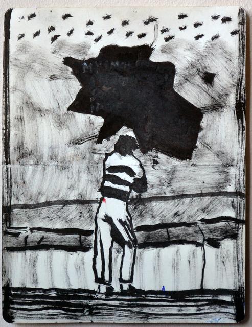 Ed Burkes, 'Untitled figure study 2', 2018, Arusha Gallery