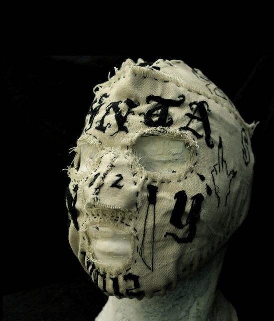 , 'Máscara pinta,' 2013, EspIRA / Adrede