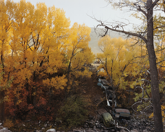 Joel Sternfeld, 'Near Vail, Colorado, October 1980', Photographed in 1980 and printed in 2004, Phillips