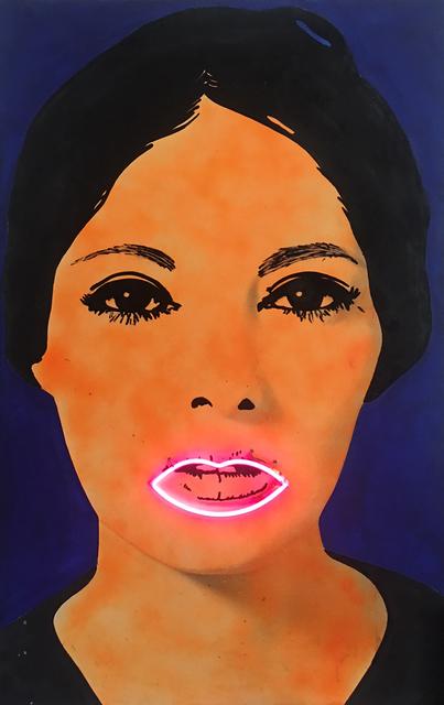 , 'D'après Martial Raysse, « PEINTURE A HAUTE-TENSION »,' ca. 1968, Jousse Entreprise