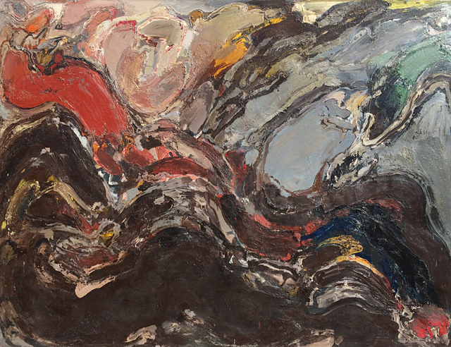 , 'Untitled,' 1962, Caldwell Gallery Hudson