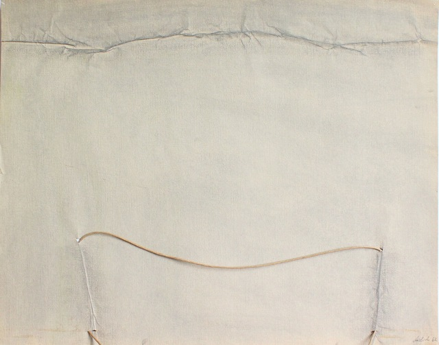 , 'Painting and Sisal,' 1962, Henrique Faria Fine Art
